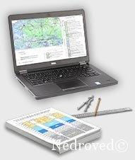 Разработаем и составим пакет геологоразведочной документации