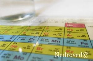 Проба воды из скважины на количественный химический анализ