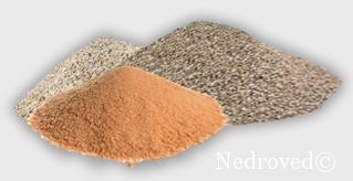 Общераспространённые полезные ископаемые, песок, гравий