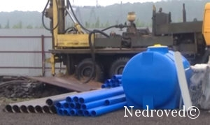 Оборудование и материалы для сооружения водозабора