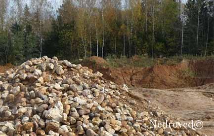 месторождения строительного камня