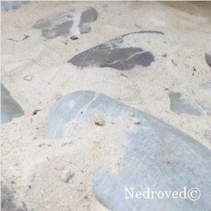 Перспективные участки и месторождения песков строительных, песчано-гравийных пород и ПГС