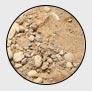 песчано-гравийные породы