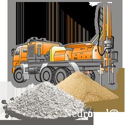 Подсчет запасов полезных ископаемых