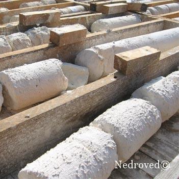 Поисково-оценочные работы на месторождении карбонатного сырья для производства щебня и строительной извести