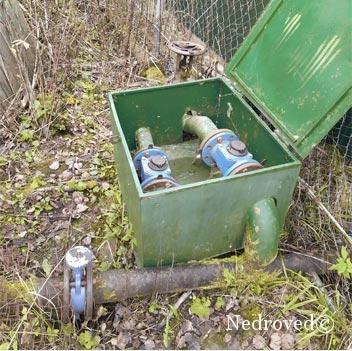 приборы водоучета на ВЗУ
