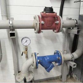 Водоподготовка на водозаборе подземных вод
